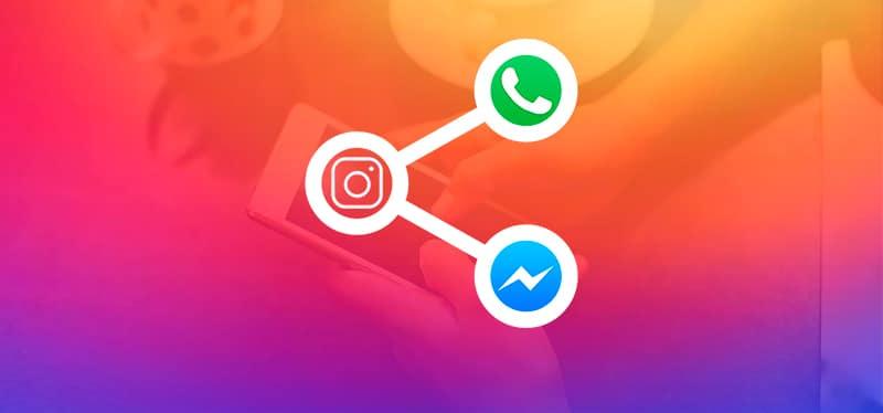 Alterações no Instagram e WhatsApp