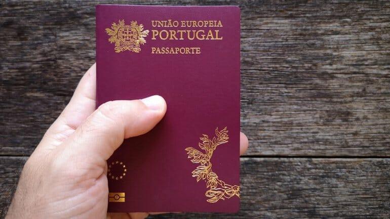 passaporte portugues