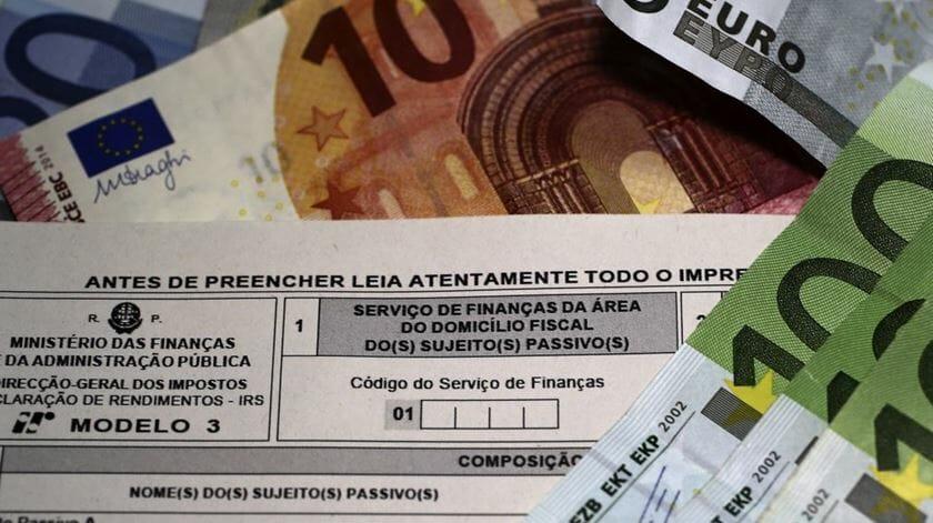 entrega IRS 2020